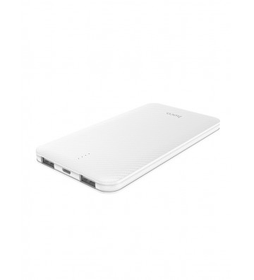 Power Bank HOCO B37-C 5000MAH WHITE