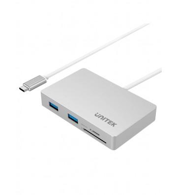 Unitek 5-in-1 USB-C Hub
