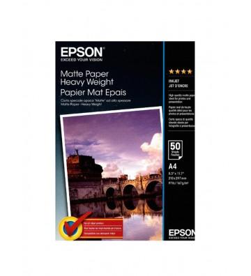 EPSON A4 Matte Paper Heavy...