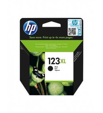 HP 123XL Black Original Ink...