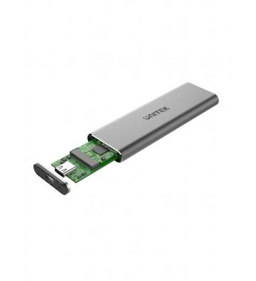 Unitek NVMe Enclosure USB-C