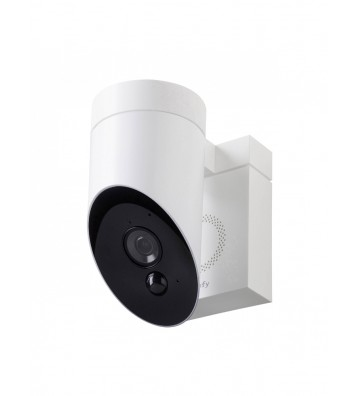 Somfy White Outdoor Camera