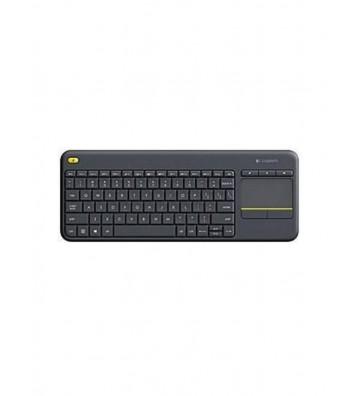 Logitech K400 Black French Wireless Keyboard
