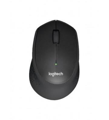 Logitech M330 Black Silent Plus Wireless Mouse
