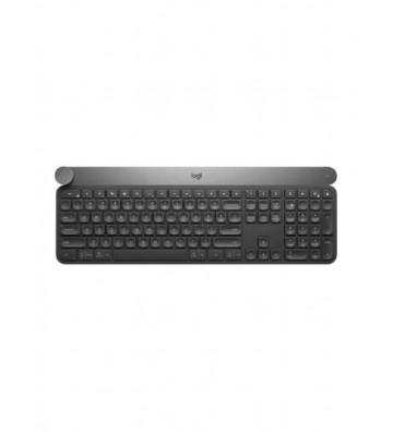 Logitech Advanced Keyboard with Creative Input Dial