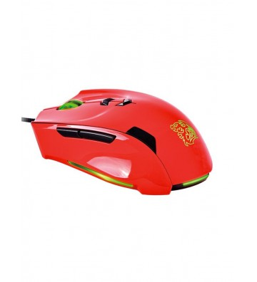 Thermaltake eSports THERON BLAZING Red Gaming Mouse