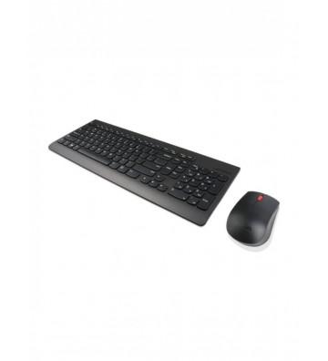 Lenovo 510 Wireless Combo Keyboard Mouse - Arabic 253