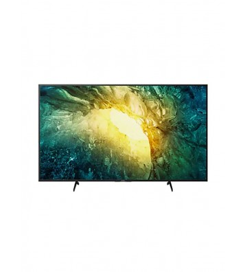"""SONY LED 65"""" 4K ULTRA HD - ANDROID TV"""