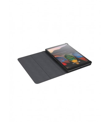 Lenovo TAB M8 Black Folio Case and Film